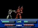 Choujin Sentai Jetman NES Heavy Metal play 48 kГц