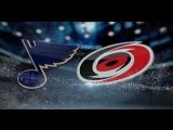 Каролина - Сент-Луис 4-5(бул). 9.04.2017. Обзор матча НХЛ