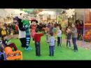 Колёсики - интерактивный танец для детей