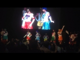 Красавцы-войны в матросках (drag queen sailor moon cosplay)