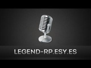 Обновление Legend Role Play # 3
