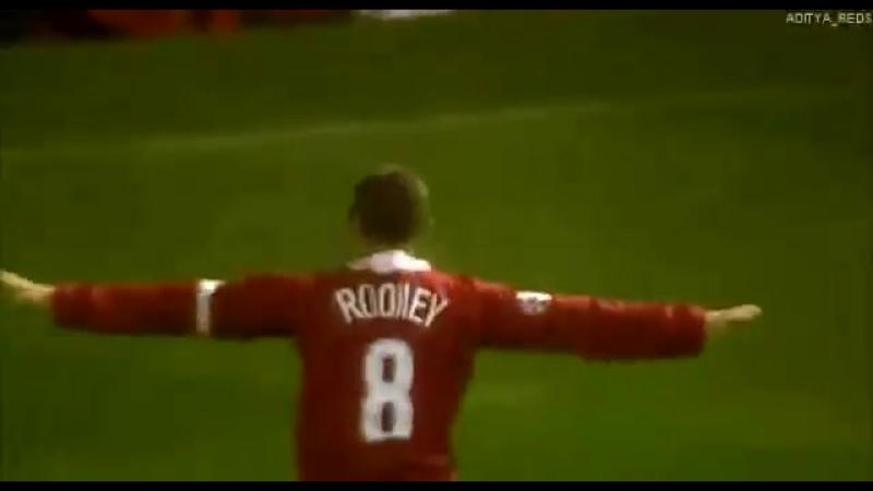 Wayne Rooney - Invincible by aditya_reds