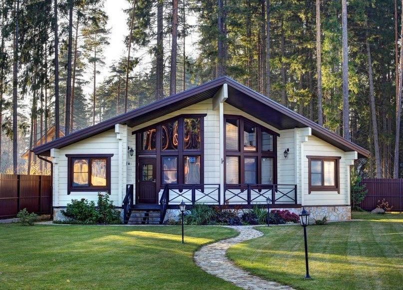 Симпатичный дом