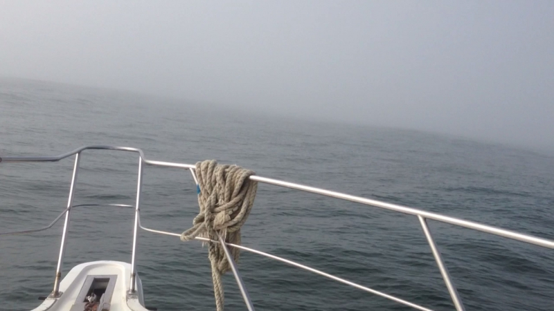 По Тихому океану на яхте