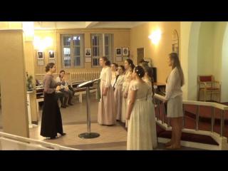 Финская народная песня «Часы с кукушкой»