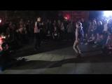Танцевальный батл  08.09.17 и Wasabi!!!