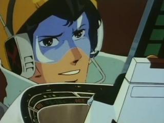 Макрон 1 (23-я серия) (японская версия Goshogun)