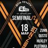 Фестиваль Emergenza 2016/2017 Екб- Semifinal/2