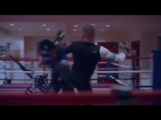 Тренировка Конора Макгрегора