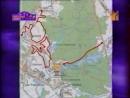 Седьмая передача М1 февраль 2002 Ралли Жигули ралли Русская Зима Мороз