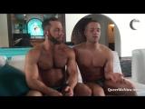 Sex Position Challenge With Gay Porn Stars Eddy CeeTee &amp Luke Adams