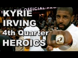 Mini-Mix #17: Kyrie Irving is a Fourth Quarter Hero!
