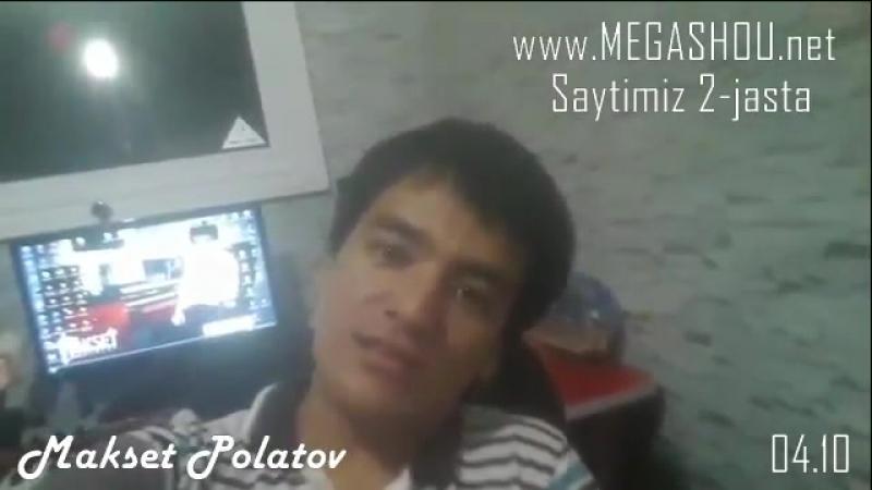 MegaSHou.net saytimiz 2-jasta (Makset Polatov)