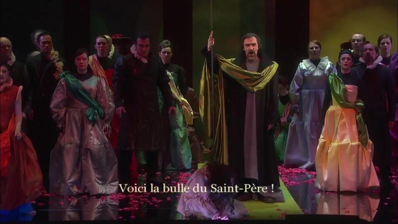 Gaetano Donizetti - La favorite / Фаворитка (Théâtre du Capitole, Toulouse, 2014) fr.sub.