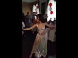 Восточный танец для жениха...