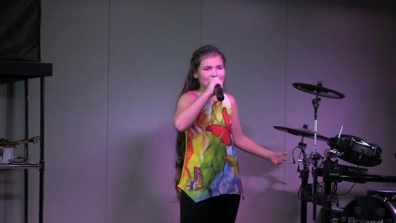 Елизавета Кемоклидзе - На большом воздушном шаре