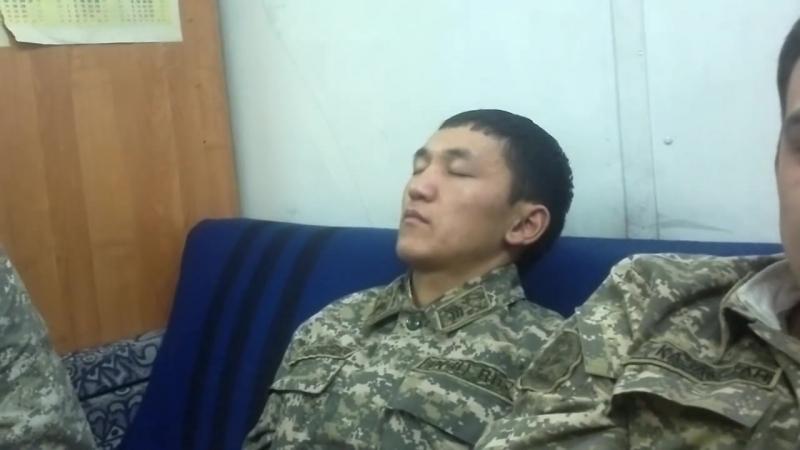 прикол! В армий не спать
