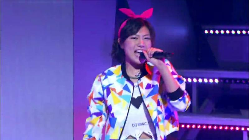 183(21.01). Osuki Dai Kirai = Daisuki! [Sae Miyazawa, Ayaka Umeda, AKB48 Request Hour Setlist Best 1035 2015]