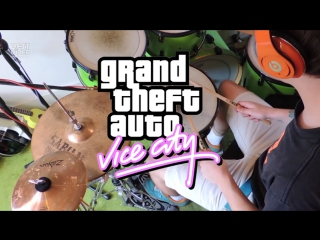 GTA Vice City Theme Song Cover