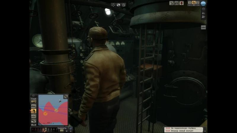 Симулятор Подводной Лодки.SH5.