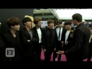 `INTERVIEW` BTS Entertainment Tonight Interview BTSBBMAs.
