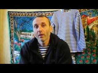 Православный ополченец Зорро о чудесах на войне. Чудо с флагом