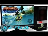 XENIA Xbox 360 Emulator - Hydro Thunder Hurricane (2010). Ingame. Vulkan. Test #1