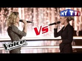 Lidia Isac VS Kap's When A man Loves A Woman (Percy Sledge) The Voice France 2017 Battle