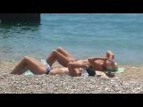 Топлес пляж Будва 2017 (Topless beach Budva)