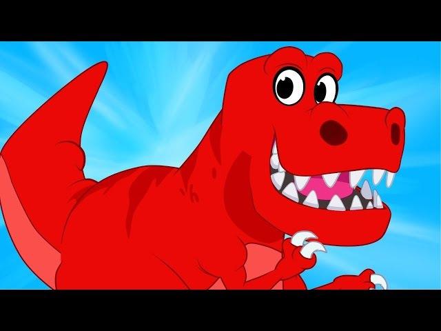 Изменяшка превратился в ДИНОЗАВРА !Динозавр Мультики для детей. Dinosaur Cartooons for Kids