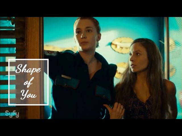 Wayhaught | Shape of you