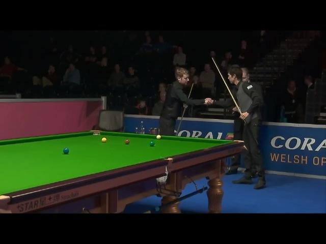 Thepchaiya Un-Nooh v Ben Woollaston Welsh Open 2017