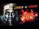 LeBron James vs Michael Jordan :: THE ART OF GREATNESS (edited w/ Golden Hoops)