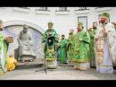 Свято Входу Господнього до Єрусалиму та відкриття пам'ятнику Блаженнішому Мит
