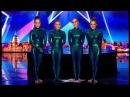 """Девочки из Бурятии на тв-шоу """"Британия ищет таланты""""."""