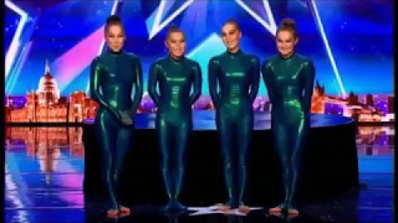 Девочки из Бурятии на тв-шоу Британия ищет таланты . » Freewka.com - Смотреть онлайн в хорощем качестве