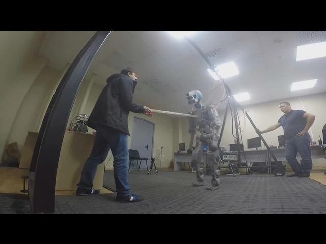 В России создан робот Фёдор