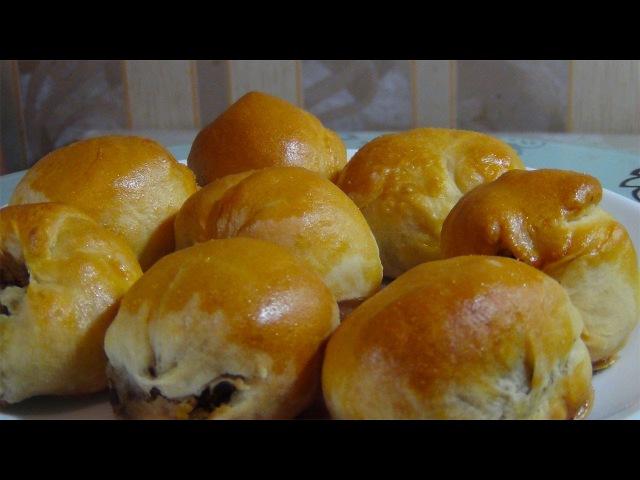 Пирожки малышки обалденно вкусные Cakes baby