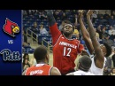 Louisville vs. Pittsburgh Men's Basketball Highlights (2016-17)