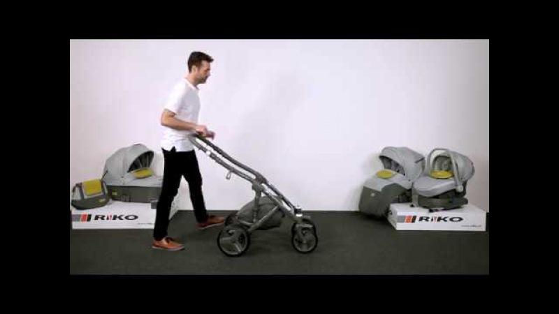 Wózek dziecięcy wielofunkcyjny Riko Vario