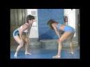 Female Wrestlers 2 - Jessica Hanson vs Val Stauffer - Hot Women Wrestling