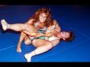 Female Wrestlers 3 - Jessica Hanson vs Val Stauffer - Hot Female Wrestling Fight