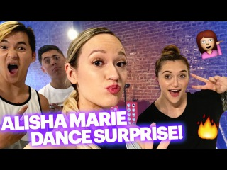 Alisha Marie #ChangeItUp: Dance Edition! Featuring Alyson Stoner!