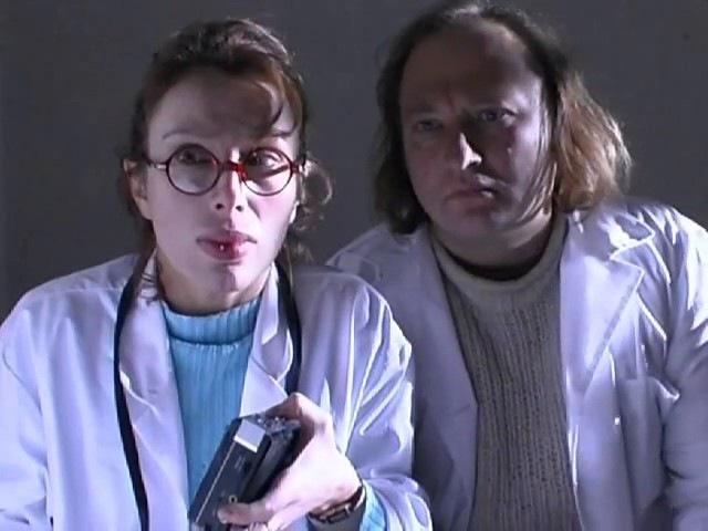 Русские страшилки 2 серия ( Свинья оборотень )