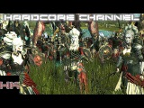 Total War Warhammer - прохождение Hardcore Вампиры =22= Пир вампиров - Финал