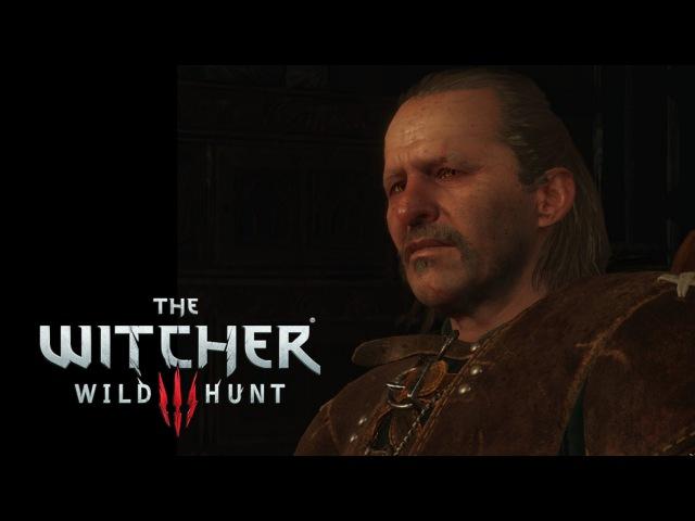 The Witcher 3: Wild Hunt [Vesemir] Tribute