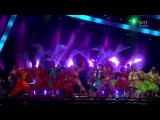 Danny Saucedo &amp Gina Dirawi - In The Club (Bollywood Version - Melodifestivalen 2013 HDTV)