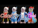 【MMD】【Undertale AU - Sanss】Clear Its Muffin Time! 【DL】