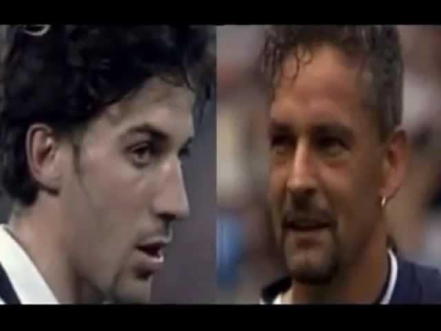 SUPER SFIDE - Baggio vs Del Piero Le pagelle
