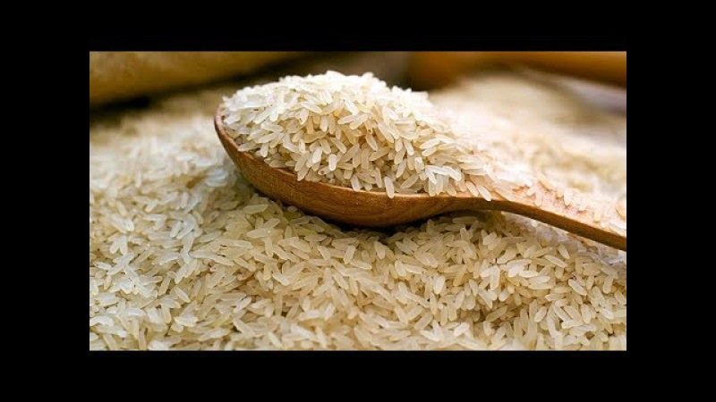 Rice Pilaf Recipe Measured And Detailed Grain Rice